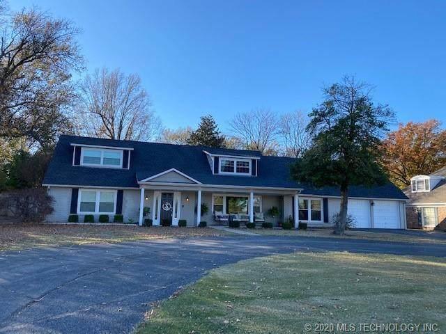 2723 N Country Club Road, Muskogee, OK 74403 (MLS #2041068) :: Hometown Home & Ranch