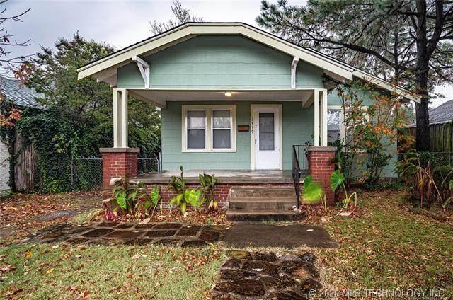 1339 S Gary Avenue, Tulsa, OK 74104 (MLS #2041186) :: 918HomeTeam - KW Realty Preferred