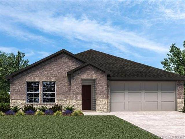 26428 S Columbia Crest Drive, Claremore, OK 74019 (MLS #2041199) :: Hometown Home & Ranch