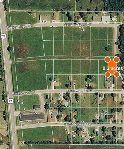 001 Sunflower Street, Davis, OK 73030 (MLS #2041251) :: 918HomeTeam - KW Realty Preferred