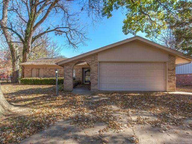 7301 S 70th East Avenue, Tulsa, OK 74133 (MLS #2041300) :: Hometown Home & Ranch