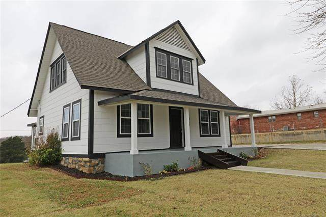 1815 Grandview Avenue, Pawhuska, OK 74056 (MLS #2041380) :: Owasso Homes and Lifestyle