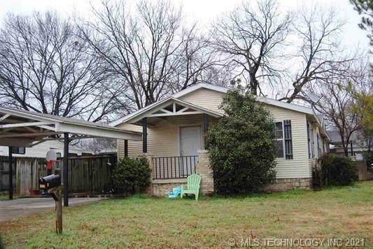 312 S C Street, Davis, OK 73030 (MLS #2041471) :: 918HomeTeam - KW Realty Preferred