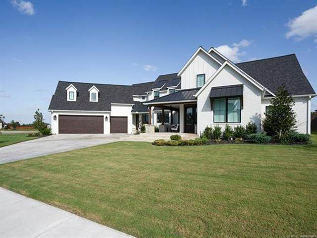 12715 S 4th Street West, Jenks, OK 74037 (MLS #2041586) :: Hopper Group at RE/MAX Results