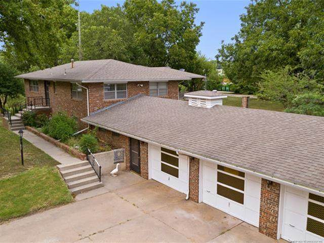 708 S Peach Avenue, Newkirk, OK 74647 (MLS #2041760) :: 580 Realty