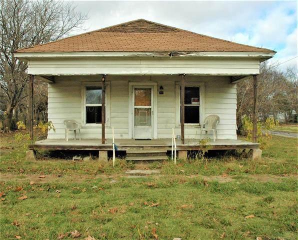700 W 10th, Ada, OK 74820 (MLS #2041985) :: RE/MAX T-town