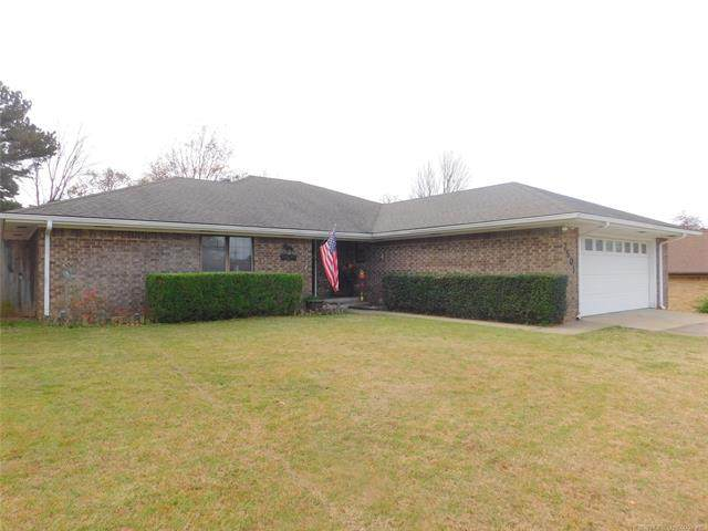 2501 Timber Terrace, Ada, OK 74820 (MLS #2042071) :: Hopper Group at RE/MAX Results