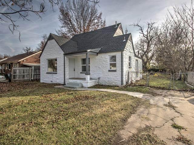 340 E Young Place, Tulsa, OK 74106 (MLS #2042119) :: Active Real Estate