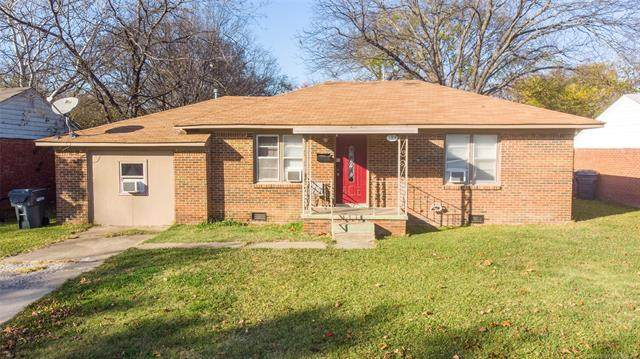 109 Freeman, Ardmore, OK 73401 (MLS #2042258) :: RE/MAX T-town
