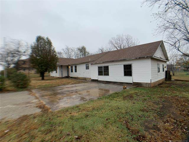 1503 W 17th, Sulphur, OK 73086 (MLS #2042291) :: RE/MAX T-town