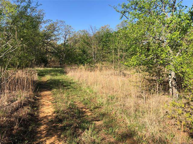 Campbell Road, Coalgate, OK 74538 (MLS #2042612) :: Active Real Estate