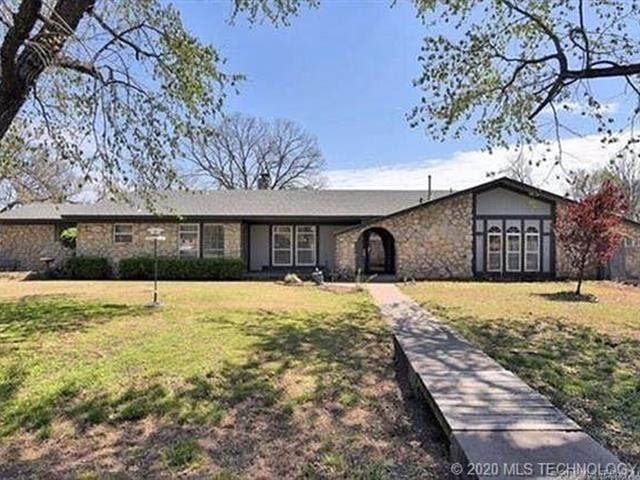 13959 S 95th East Avenue, Bixby, OK 74008 (MLS #2042730) :: 918HomeTeam - KW Realty Preferred