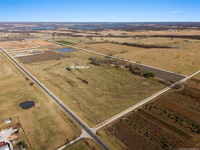 65200 E 280 Road, Grove, OK 74344 (MLS #2042773) :: Hopper Group at RE/MAX Results