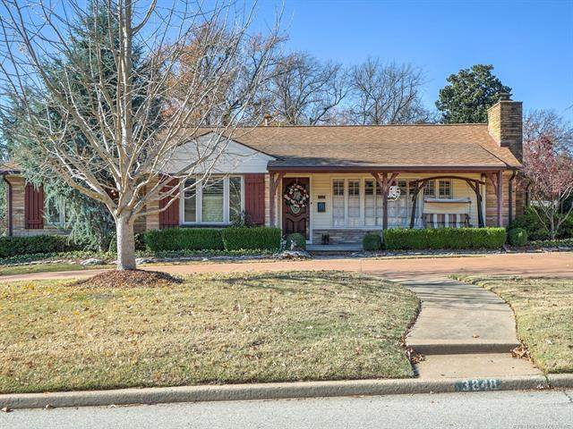 3848 S Utica Avenue, Tulsa, OK 74105 (MLS #2042818) :: Owasso Homes and Lifestyle