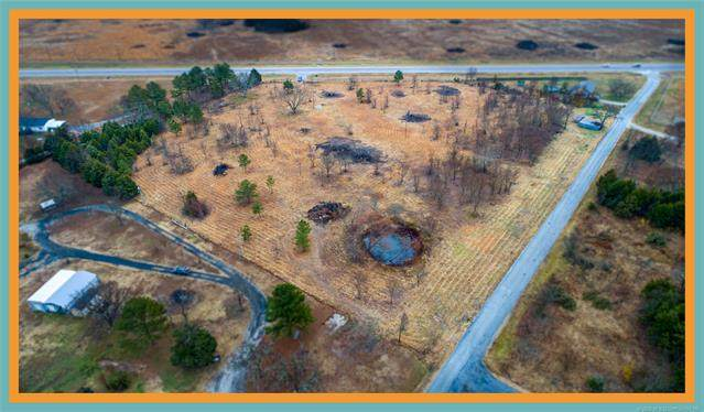 12016 County Road 3650, Ada, OK 74820 (MLS #2042843) :: Active Real Estate