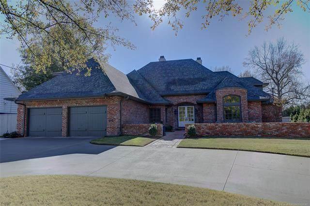 1840 E 27th Street, Tulsa, OK 74114 (MLS #2042852) :: 580 Realty