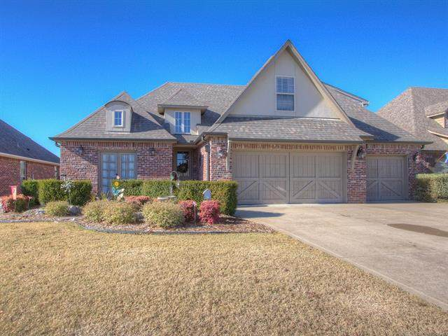 10934 S 77th East Avenue, Tulsa, OK 74133 (MLS #2042992) :: Hopper Group at RE/MAX Results