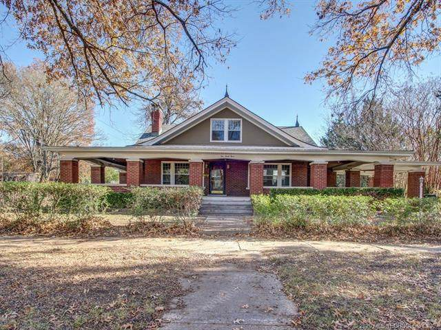 533 N Seminole Avenue, Okmulgee, OK 74447 (MLS #2043130) :: Hopper Group at RE/MAX Results