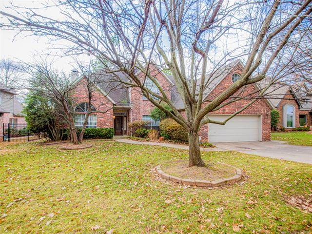 4614 E 93rd Place, Tulsa, OK 74137 (MLS #2043140) :: 580 Realty
