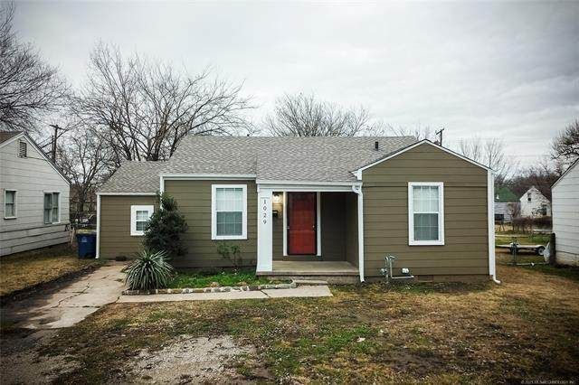 1029 N Gary Place, Tulsa, OK 74110 (MLS #2043207) :: RE/MAX T-town