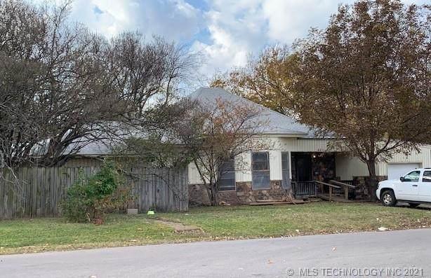 531 E 8th, Ada, OK 74820 (MLS #2043321) :: Owasso Homes and Lifestyle