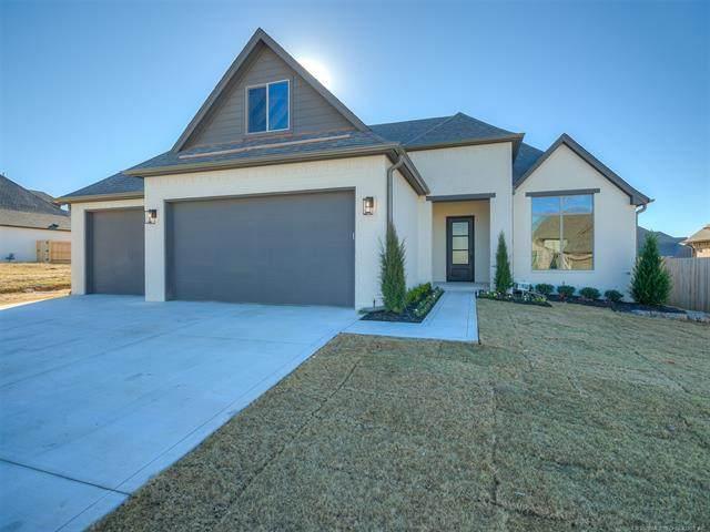 3819 W Tucson Place, Broken Arrow, OK 74011 (MLS #2043397) :: 580 Realty