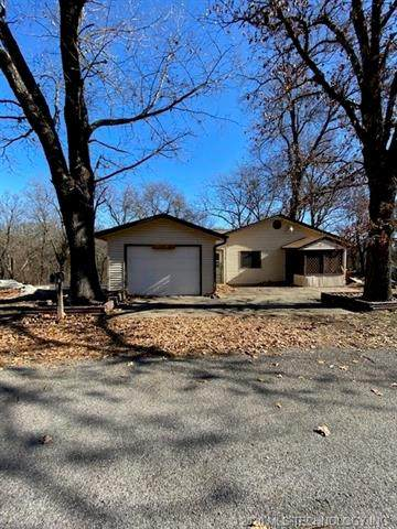 445284 E Mesa Drive, Vinita, OK 74332 (MLS #2043403) :: Hopper Group at RE/MAX Results