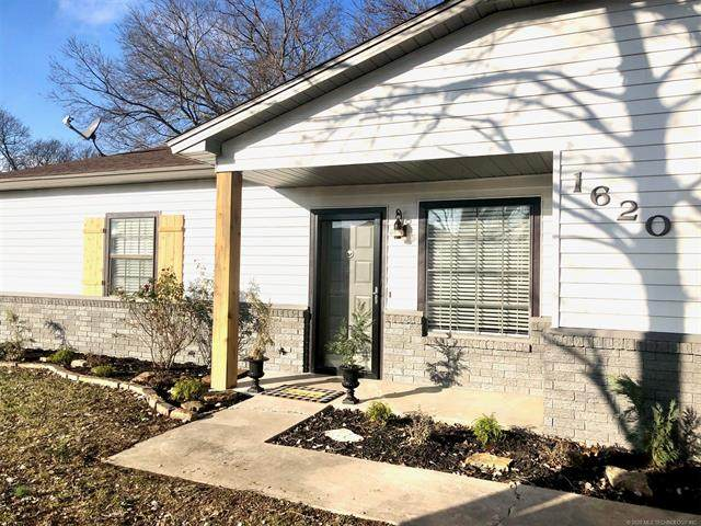 1620 Red Bud, Sulphur, OK 73086 (MLS #2043669) :: Hopper Group at RE/MAX Results