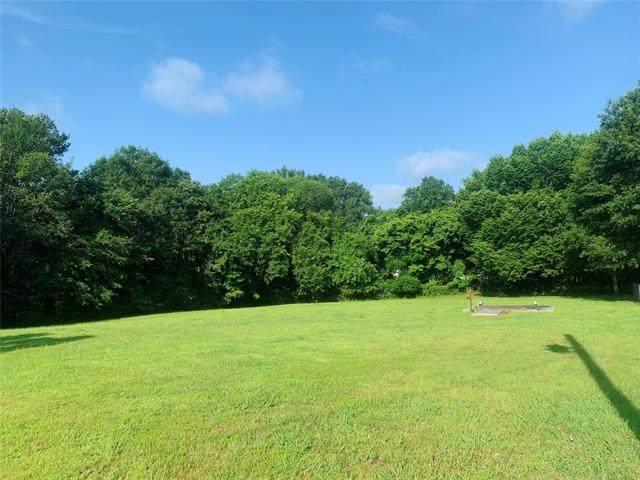 Oak St Grant French Sub, Eufaula, OK 74432 (MLS #2043730) :: Active Real Estate