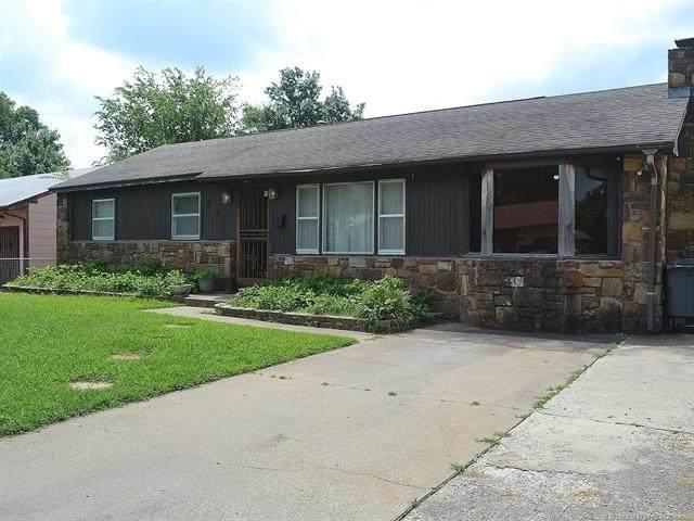 270 E 52nd Street N, Tulsa, OK 74126 (MLS #2043985) :: RE/MAX T-town