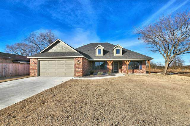 727 E 139th Place, Glenpool, OK 74033 (MLS #2044089) :: RE/MAX T-town