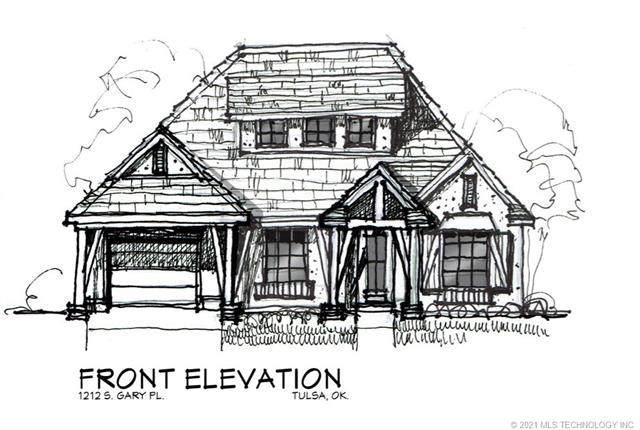 1212 S Gary Place, Tulsa, OK 74104 (MLS #2044099) :: Active Real Estate