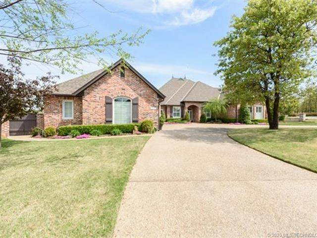 4611 Starling Court, Sapulpa, OK 74066 (MLS #2044318) :: Hopper Group at RE/MAX Results