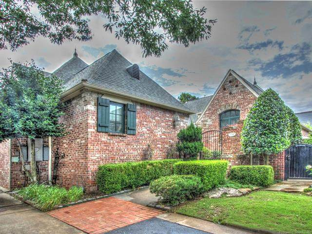 7738 E 102nd Street, Tulsa, OK 74133 (MLS #2044462) :: Hopper Group at RE/MAX Results