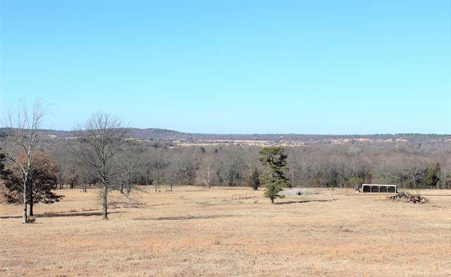 SW 1090 Avenue, Gowen, OK 74578 (MLS #2044642) :: Hopper Group at RE/MAX Results