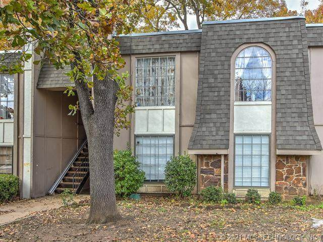 6822 S Toledo Avenue #421, Tulsa, OK 74136 (MLS #2100040) :: RE/MAX T-town