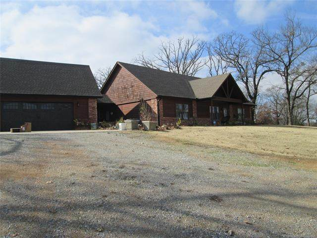 516 Yellowbrick, Durant, OK 74701 (MLS #2100157) :: Active Real Estate