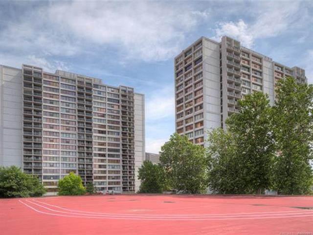 450 W 7th Street #1403, Tulsa, OK 74119 (#2100234) :: Homes By Lainie Real Estate Group