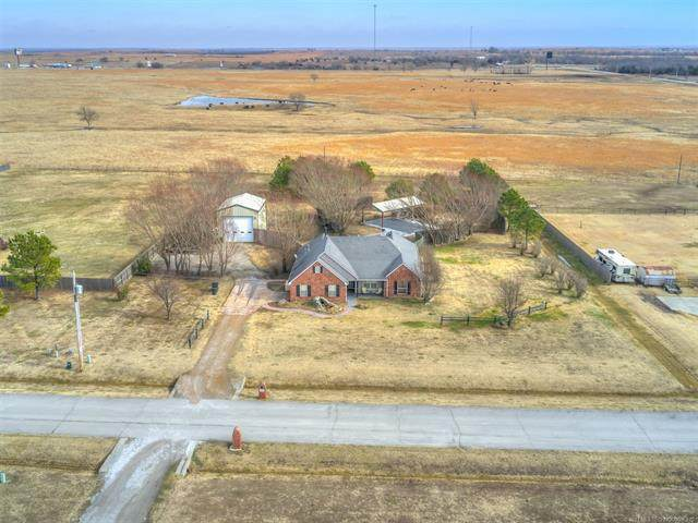 28788 N 3964 Road, Ochelata, OK 74051 (MLS #2100395) :: Hopper Group at RE/MAX Results