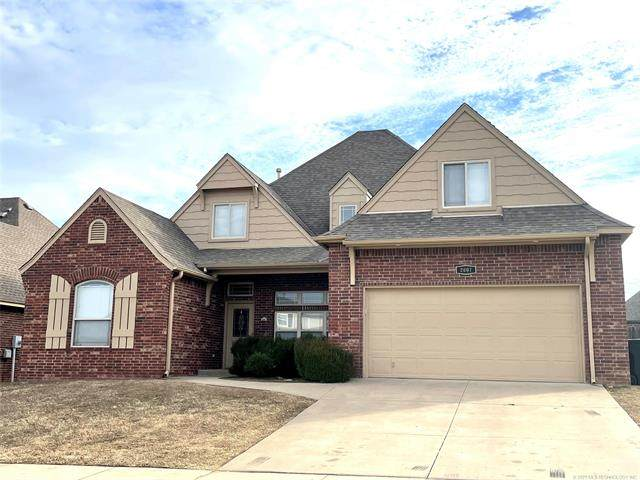 2607 S 14th Place, Broken Arrow, OK 74012 (MLS #2100540) :: 918HomeTeam - KW Realty Preferred