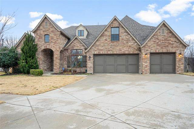 11814 S New Haven Avenue, Tulsa, OK 74137 (MLS #2100589) :: 580 Realty
