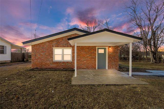 14446 S Barber Street, Glenpool, OK 74033 (MLS #2100620) :: 918HomeTeam - KW Realty Preferred