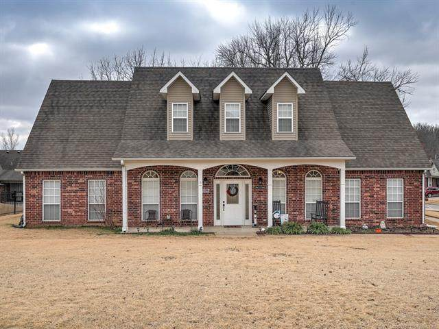 26172 E 111th Court S, Coweta, OK 74429 (MLS #2100648) :: Hopper Group at RE/MAX Results