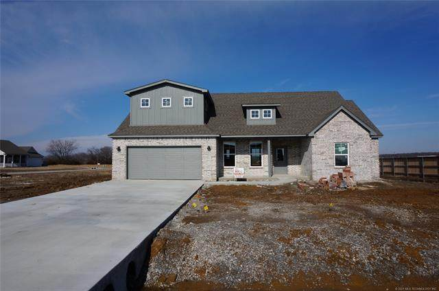 33 Dylan Drive, Inola, OK 74036 (MLS #2100657) :: Hopper Group at RE/MAX Results