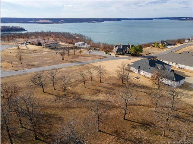 9 Shoreline Drive, Skiatook, OK 74070 (MLS #2100691) :: RE/MAX T-town