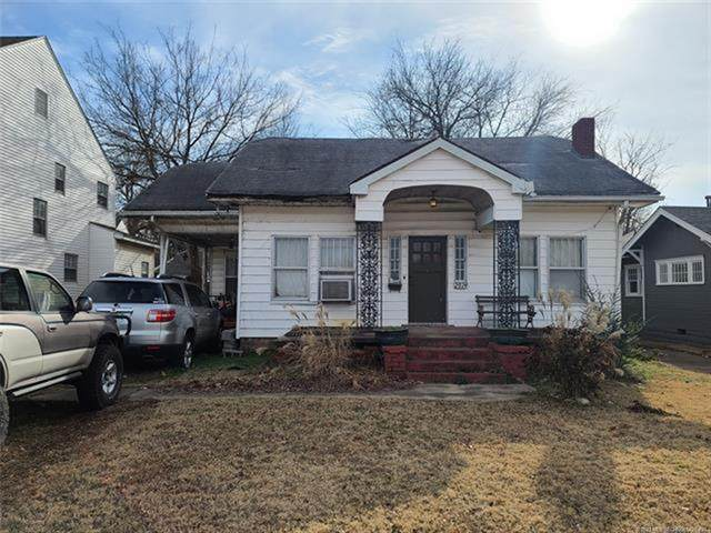 2024 E 14th Street, Tulsa, OK 74104 (MLS #2100736) :: RE/MAX T-town
