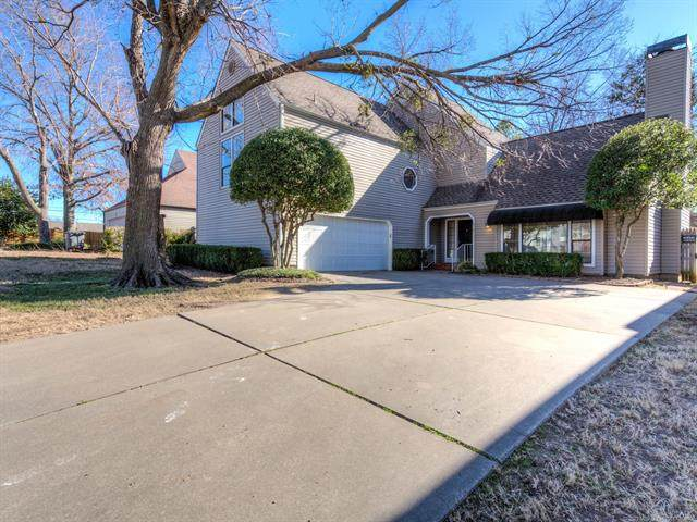 6424 E 94th Place, Tulsa, OK 74137 (MLS #2100771) :: Hopper Group at RE/MAX Results
