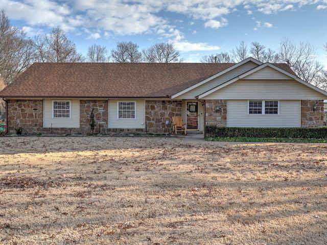 11703 S 272nd East Avenue, Coweta, OK 74429 (MLS #2100978) :: Hopper Group at RE/MAX Results
