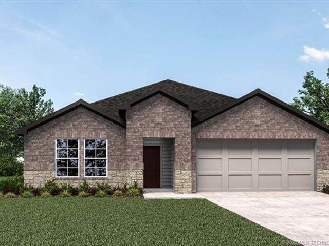 26463 Gallo Drive, Claremore, OK 74019 (MLS #2101029) :: Hopper Group at RE/MAX Results