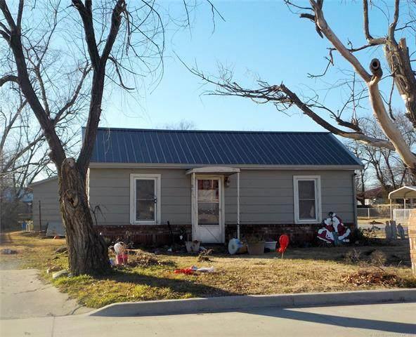 222 N Orphan Street, Pryor, OK 74361 (MLS #2101074) :: Active Real Estate